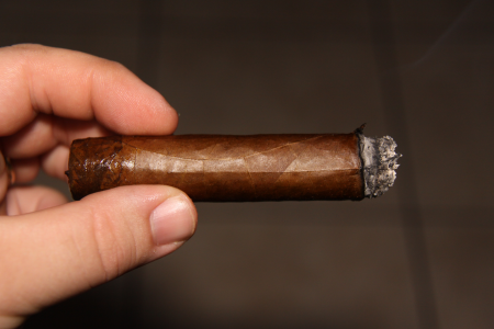 Cain Habano second half