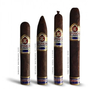 Espinosa Maduro-Cigar Line-up 2
