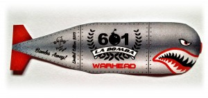 Warhead band open