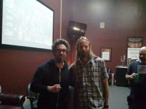 Matt Booth & I