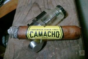 Camacho Criollo Tubo 3