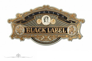 La Palina Black Logo