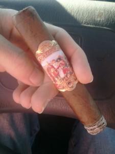 My Father La Antiguedad Robusto