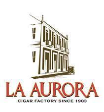 La Aurora old logo