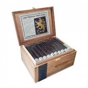Papas Fritas Wood Box